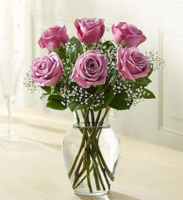 Love's Embrace™ Roses – Purple