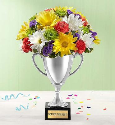 Trophy Bouquet™ You're The Best
