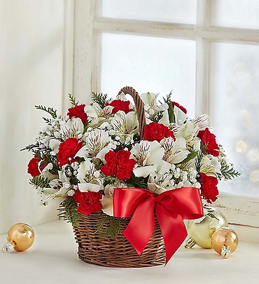 Fields of Europe™ Christmas Basket