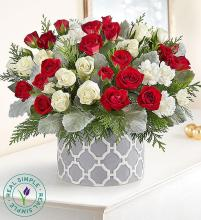 Holiday Joy Arrangement by Real Simple®